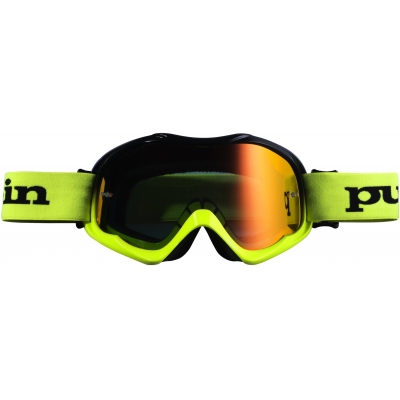PULL-IN brýle FIGHTER 16 black/neon yellow