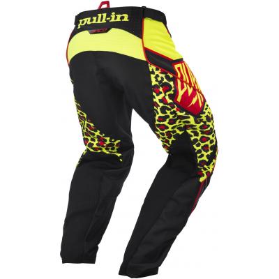 PULL-IN kalhoty RACE 17 Leopard
