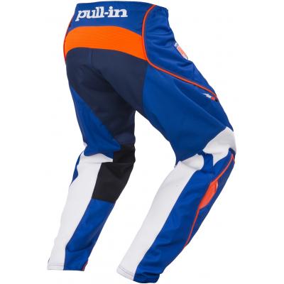 PULL-IN kalhoty CHALLENGER 17 blue/orange