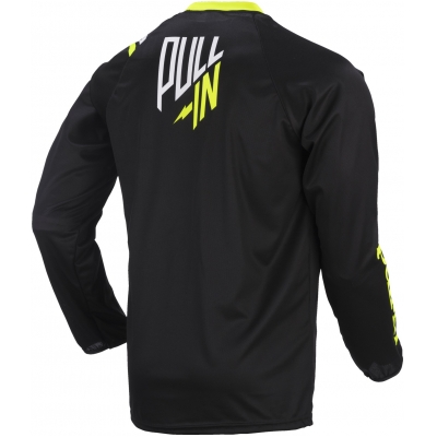 PULL-IN dres CHALLENGER 17 dětský black/neon yellow