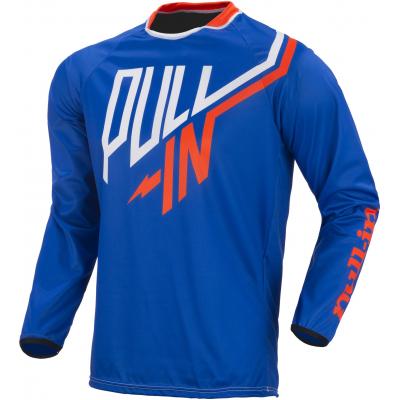 PULL-IN dres CHALLENGER 17 dětský blue/orange