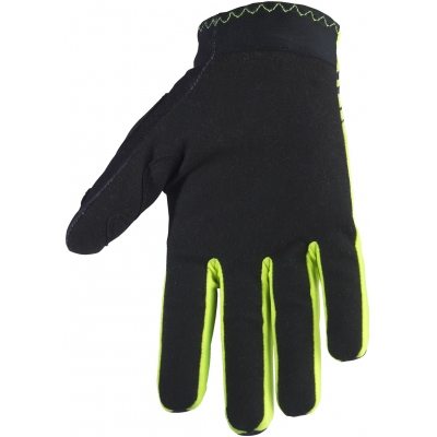 PULL-IN rukavice CHALLENGER 17 detské black/neon yellow