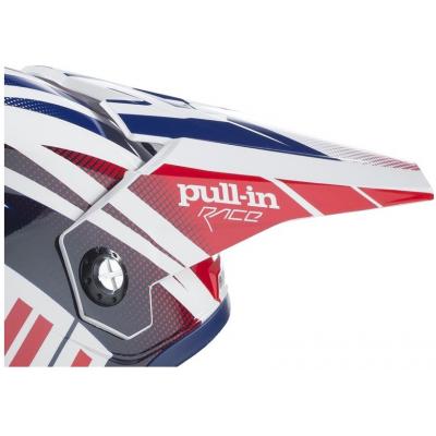 PULL-IN šilt detský navy/white/red