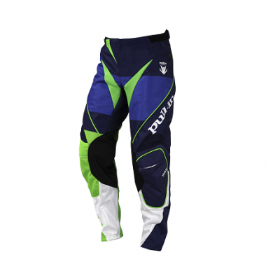 PULL-IN kalhoty FIGHTER 16 blue/green