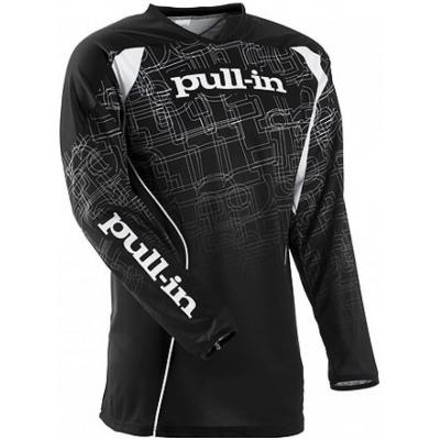 PULL-IN dres PREMIUM 13 dětský black