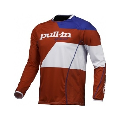PULL-IN dres FIGHTER 16 blue/white/red