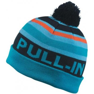 PULL-IN čepice STRIPES 15 blue/orange