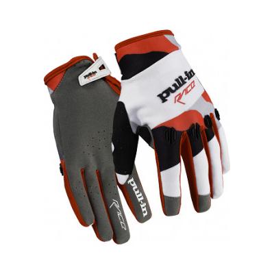 PULL-IN rukavice FIGHTER 16 camo black/white/red