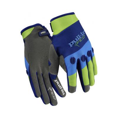 PULL-IN rukavice FIGHTER 16 blue/green