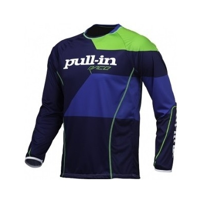 PULL-IN dres FIGHTER 16 blue/green