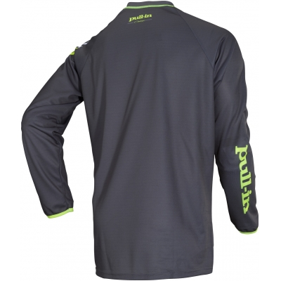PULL-IN dres CHALLENGER 18 grey/lime