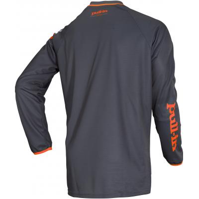 PULL-IN dres CHALLENGER 18 grey/orange
