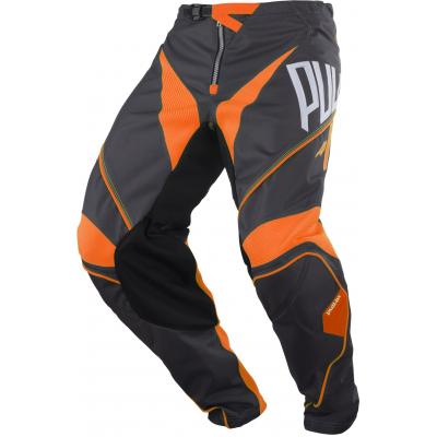 PULL-IN kalhoty CHALLENGER 18 dětské grey/orange