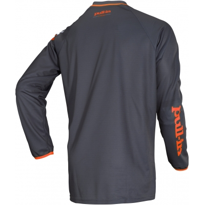 PULL-IN dres CHALLENGER 18 dětský grey/orange