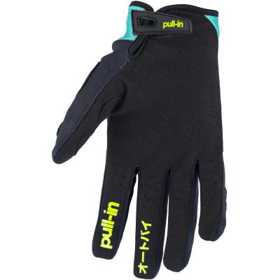 PULL-IN rukavice RACE 18 aqua