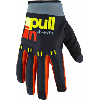 PULL-IN rukavice RACE 18 black