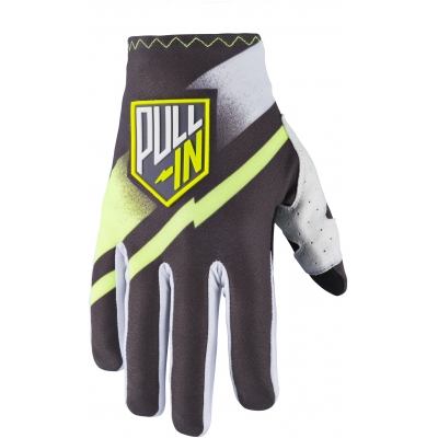 PULL-IN rukavice CHALLENGER 18 grey/lime