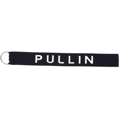 PULL-IN kľúčenka white