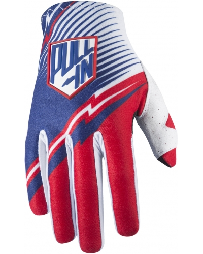 PULL-IN rukavice CHALLENGER 17 red/blue