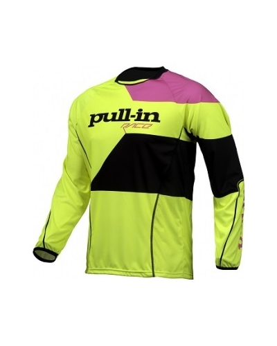 PULL-IN dres FIGHTER 16 Neon yellow/neon pink