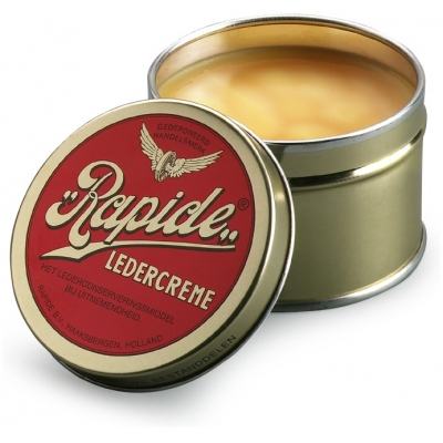 RAPIDE krém na kožu LEATHER CREAM GREASE bezfarebný 150ml