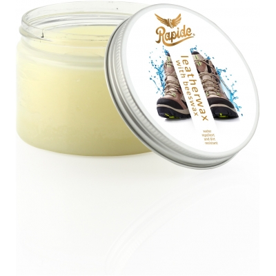 RAPIDE vosk na kůži LEATHERWAX Balzám bezbarvý 150ml
