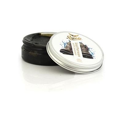 RAPIDE vosk na kůži LEATHERWAX Balzám černý 50ml