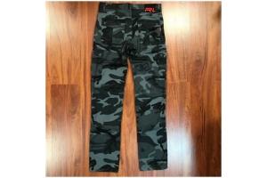 REDLINE kalhoty jeans COVER camo