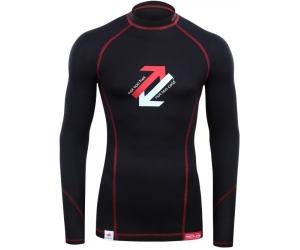 REDLINE triko dlouhý rukáv OUTLAST black