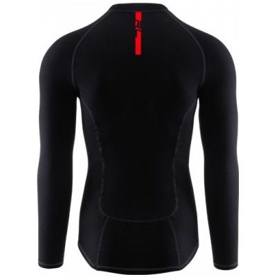 REDLINE triko dlouhý rukáv MARS OUTLAST black