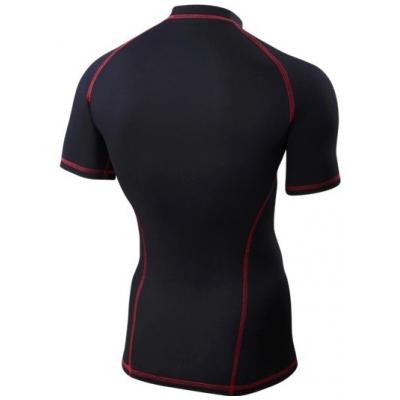 REDLINE tričko krátky rukáv OUTLAST Black