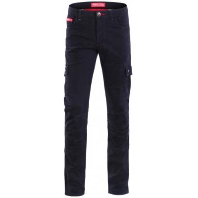 REDLINE kalhoty jean ROCK black