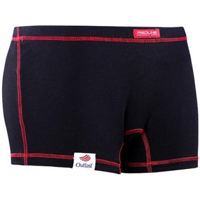 REDLINE boxerky OUTLAST dámské black