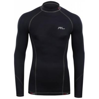 REDLINE tričko dlhý rukáv OUTLAST NEW black