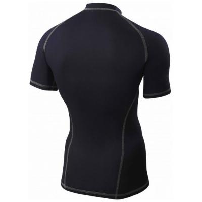 REDLINE tričko krátky rukáv OUTLAST NEW black