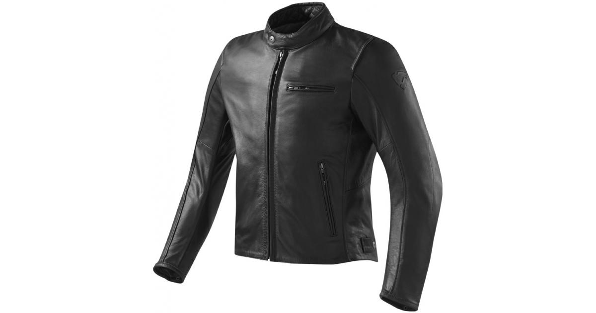 73e94d145 REVIT bunda FLATBUSH VINTAGE black | BONMOTO