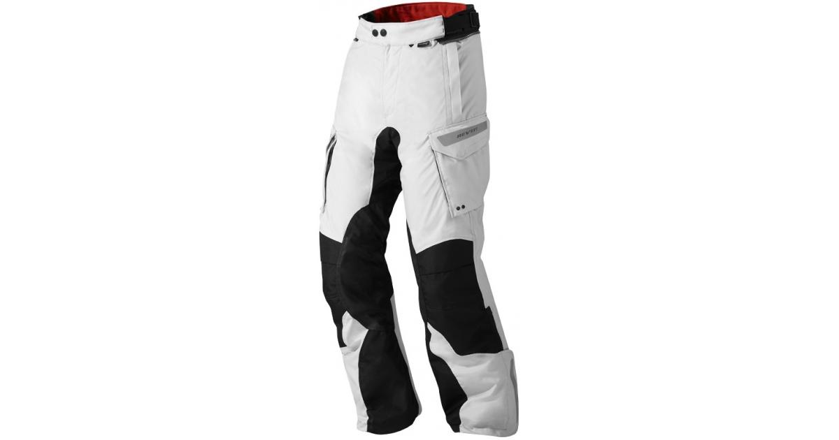 34c62a9e6ef REVIT kalhoty SAND 2 Long silver black