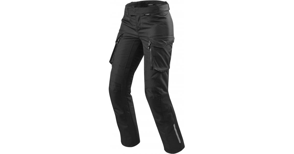 3f0da60578 REVIT nohavice OUTBACK dámske black