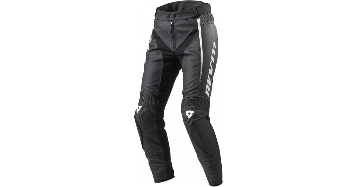 f053cf4992b REVIT kalhoty XENA 2 Long dámské black white