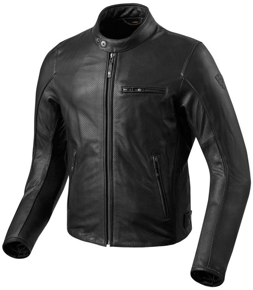 161955222 REVIT bunda Flatbush AIR VINTAGE black | BONMOTO