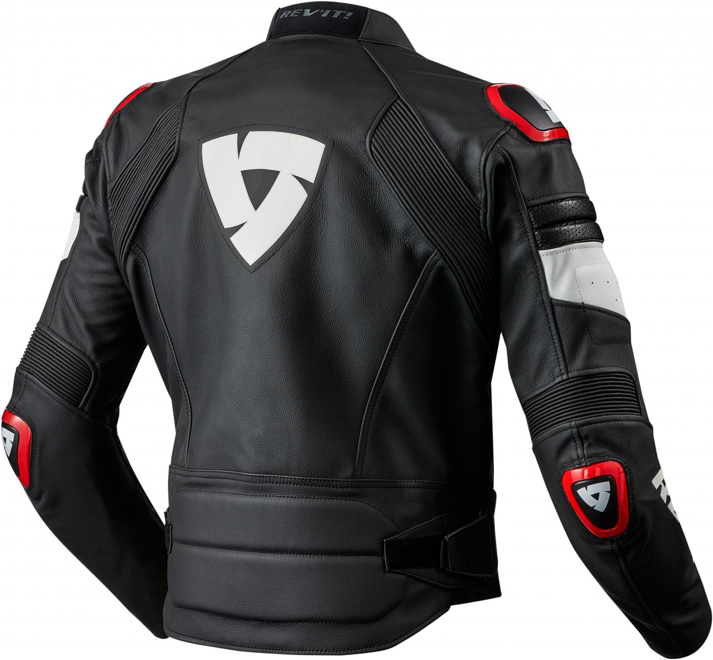 REVIT bunda AKIRA black red  7db0b055ce