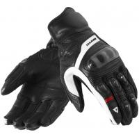 REVIT rukavice CHEVRON black/white