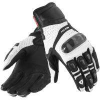 REVIT rukavice CHEVRON dámské white/black