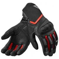 REVIT rukavice STRIKER 2 black/red