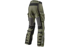 REVIT kalhoty CAYENNE PRO green/black