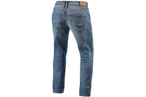REVIT kalhoty jeans BRENTWOOD SF classic blue