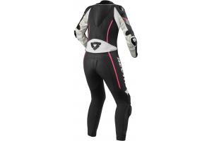 REVIT kombinéza XENA 3 1-dílná dámská black/pink