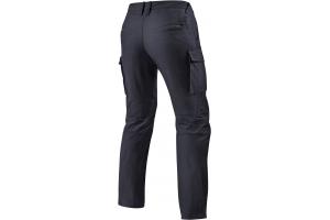 REVIT kalhoty jeans CARGO SF black