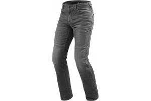 REVIT kalhoty jeans PHILLY 2 LF Short dark grey