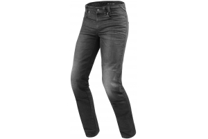 REVIT kalhoty jean VENDOME 2 RF Short dark grey